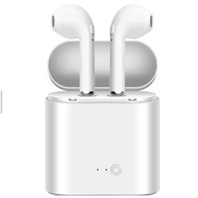 Audífono Bluetooth Hbq I7 Manos Libres Airpods Wireless 2