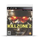 Juego Ps3 Killzone 2 - Disco Nuevo Y Sellado.