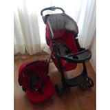 a08e409d5 Coche Travel System Pompeya E30 Infanti Morado Coches - Bebés en ...