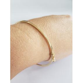 Pulseira Bracelete De Ouro