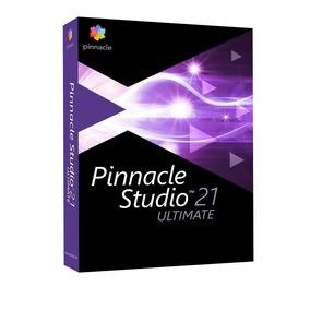 Pinnacle Studio 21 Ultimate Video Editing Suite - Original