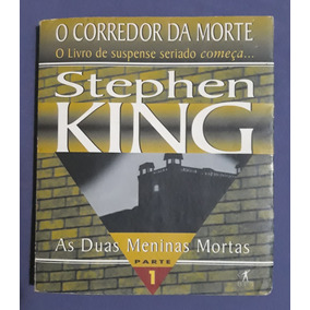 Kit 4 Livros Stephen King Corredor Da Morte