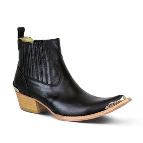 Ponteira De Aço Para Botas Country - Sapatos no Mercado Livre Brasil 0fae5e5497c