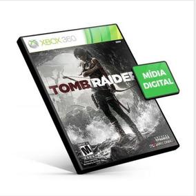 Tomb Raider Xbox 360 Ptbr Jogo Código Digital Envio Rápido