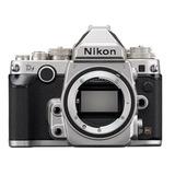Cámara Nikon Df Silver Solo Cuerpo Envio Gratis Caja