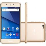 Celular Blu Grand X L Tela 5.5 Cam Front Flash Android 7 Pro