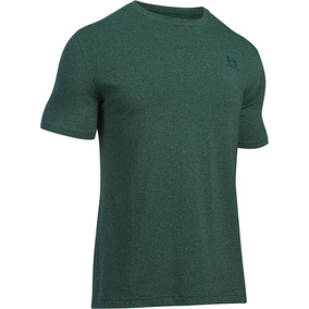 31b0a1dc716b1 Under Armour Playera Sportstyle Logo Verde Para Hombre - Gym