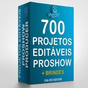 Mega Pacotão Projetos Proshow Retrospectivas Animadas
