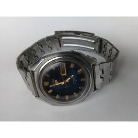 f2c838114e3 Relogio Seiko Automatico Antigo Azul - Relógios no Mercado Livre Brasil