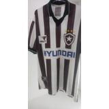 Camisa Botafogo Hyundai no Mercado Livre Brasil a6cc382944db6