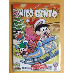 Revista Chico Bento N°20 - Um Papai Noel Diferente
