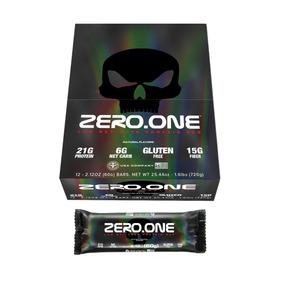 Zero One Cx C/ 12 - Chocolate Brownie