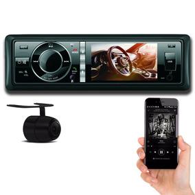 Dvd Player Htech 3 Polegadas Hdv30bt Usb Bluetooth + Câmera