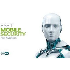 Eset Mobile Security Trial De 1 Ano Para 1 Android .leia!