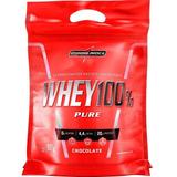 Whey Protein Integralmédica 100% Pure Concentrado 907g