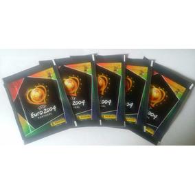 Euro 2004 -10 Envelopes Lacrados (panini) Importado R$ 59,90