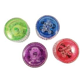 Yoyo Con Luz Led Varios Colores En Blisters Souvenir Oferta!