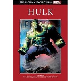 Os Heróis Mais Poderosos Da Marvel: Hulk/pé Da Letr