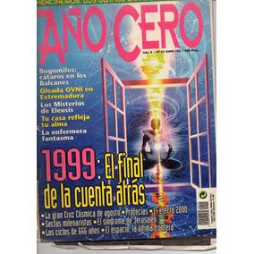 Revista Espanhola Año Cero, Ano X, Nº 01, 1999 - Enigmas