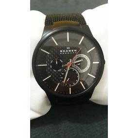 Relogio Skagen Dinamarqus Pulseira De - Relógios De Pulso no Mercado ... 93b7b85a08