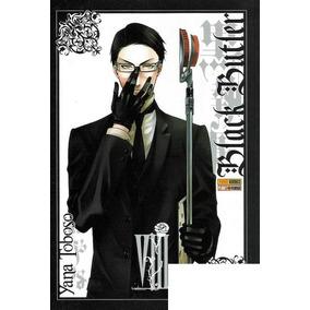 Mangá - Black Butler #8