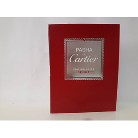 d080c3fecd0 Amostra Perfume - Perfumes Importados Cartier no Mercado Livre Brasil