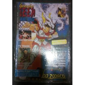 Revista Nova Geração Teen Zig Zag Nº 6 Cavaleiros Do Zodíaco