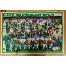 Poster Do Palmeiras - Campeão Brasileiro 1993