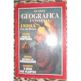 Revista Geográfica Universal - Junho De 1993 - Usada