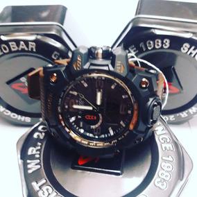 f379280efa1 Relógio Casio G Shock Promoção Dia Dos Pais - Relógios no Mercado ...