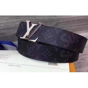 28417dde7 Supreme Louis Vuitton Original - Cinturones Louis Vuitton en Mercado ...