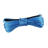 Xa 316 X 50 Blue Synthetic Winch Line Cable Rope 5600lbs W S