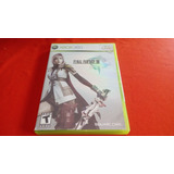 Final Fantasy Xll 13 Xbox 360