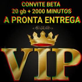 Convite Beta Vip A Pronta Entrega Vip
