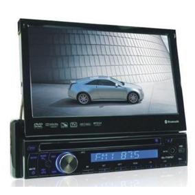 Dvd Player Roadstar Rs-7755fbt Touch - Ch - Tv - Usb