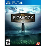 Bioshock The Collection - Ps4 - Digital - Manvicio Store