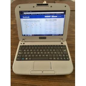 Mini Lapto Lenovo C-a-n-a-i-m-a Roja Con Cargador 100% Opera