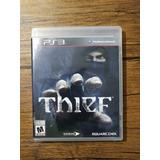 Thief Playstation 3 Ps3 Perfecto Estado !!