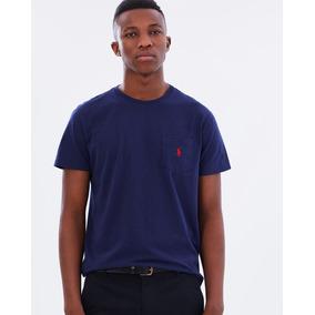 Camiseta Hombre Algodón Cuello Redondo Polo Ralph Lauren L