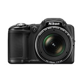 Nikon Coolpix L830 16 Mp Cmos Digital Camera With 34x Zoom N