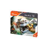 Set Warthog Unsc Doble Modalidad Mega Construx Bloks Halo