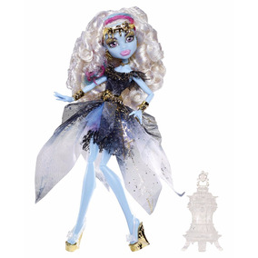 Monster High High 13 Wishes Abbey Bominable