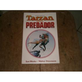 Tarzan Versus Predador Encadernado Frete Gratis