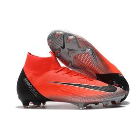 075ee29c55a Chuteira Nike Mercurial Vapor Xl Cr7 Campo Profissional - Chuteiras ...
