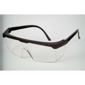 Kit 35 Óculos Proteção Lente Policarbonato Jaguar Incolor 3758e9a9b1