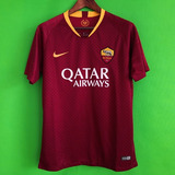 Camisa Roma Home 18 19 ( Pronta Entrega ) Video No Anuncio 6de741457f84b