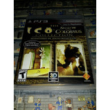 The Ico & Shadow Of The Colossus. Ps3. Venta O Cambio!