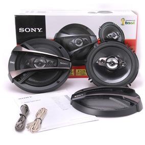 Parlantes Sony Xplod Premium Xs-n1650 5 Vias 60w 6,5 In 16cm