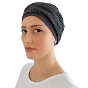 Turbante Feminino Com Faixa Quimioterapia - Alopecia 73c3c4c5486