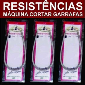 Resistência Maquina Cortar Garrafas 110v - Promoção Só Hoje